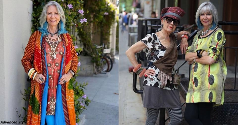 19 фото, доказывающих, что стиль Бохо — лучший для зрелых дам Меняйте имидж смело!