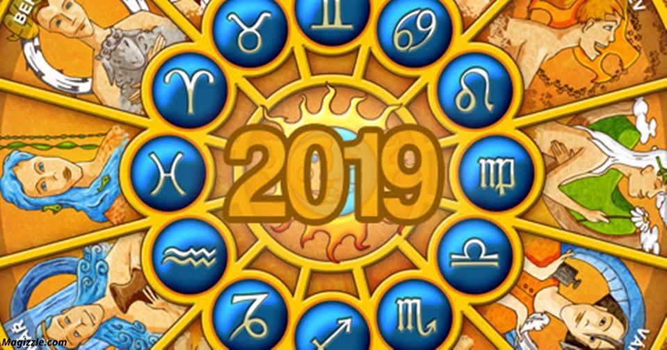 Вот шикарный гороскоп на 2019 год для всех знаков Зодиака от Cosmopolitan Подготовьтесь к новому периоду!