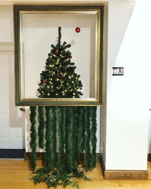 33 раза, когда кто-то поставил дома действительно необычную елку Фантазия 80-го лвла!