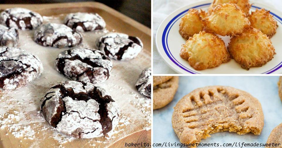 5 рецептов печенья, которые поразят детей, гостей и даже маму! Только всё не ешьте. Оставьте другим!