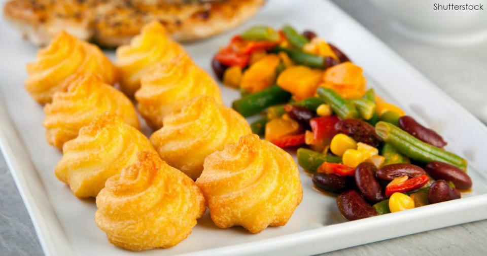 Картофельная ″Герцогиня″   закуска, которая просто поражает Такого вы еще не пробовали!