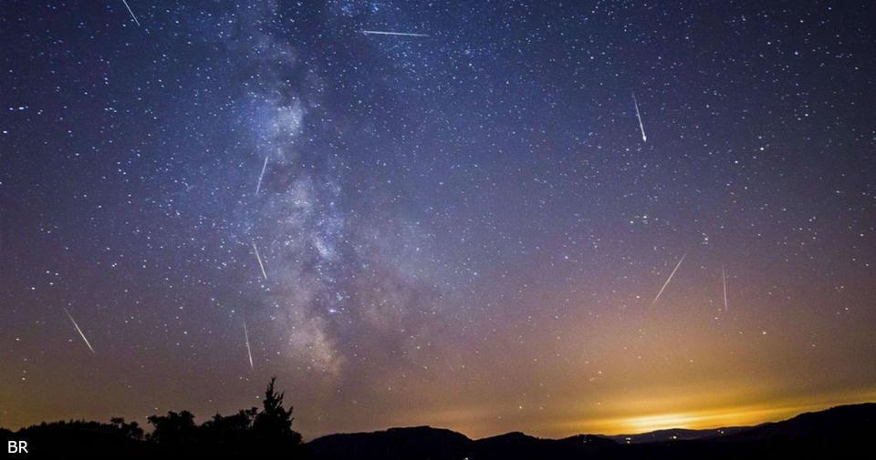 Сегодня будет звездопад Квадрантиды. Вот как загадать желание, чтобы оно сбылось Невероятное зрелище.