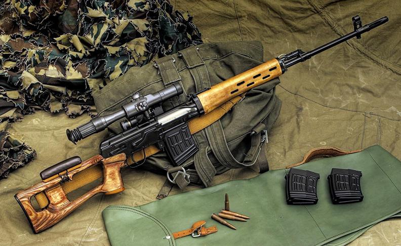 Баллистическая таблица для СВД. Пристрелка оружия