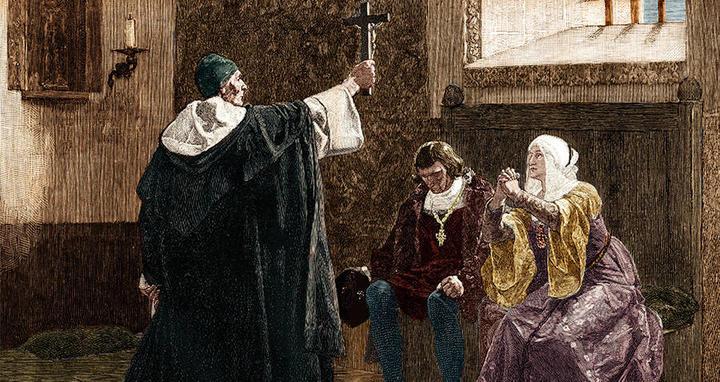 Инквизитор - это и представитель суда, и просто жестокий человек