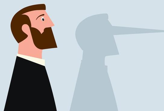 10 признаков того, что вам лгут (по возрастанию степени надежности)