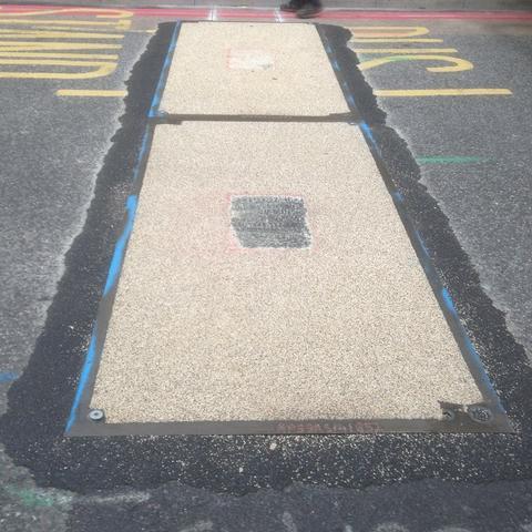 Дорожные плиты: размеры по ГОСТу, виды, особенности укладки