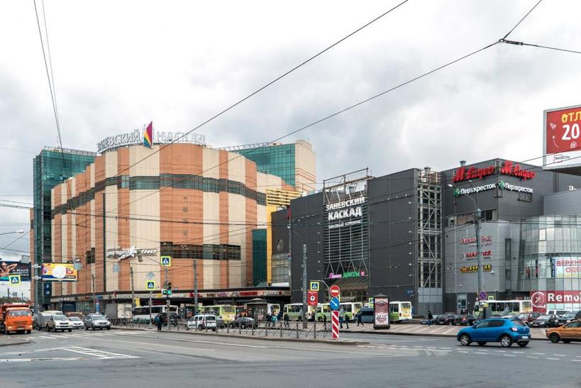 Что можно найти в торговом центре «Заневский Каскад» в СПб?