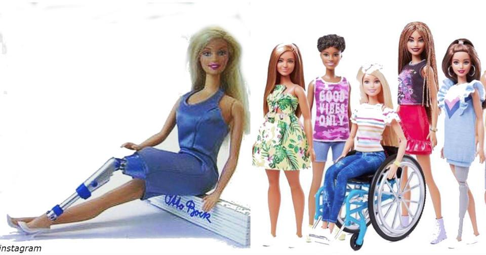 Появилась кукла ″Барби″ для особенных детей. Миллионы родителей - в восторге