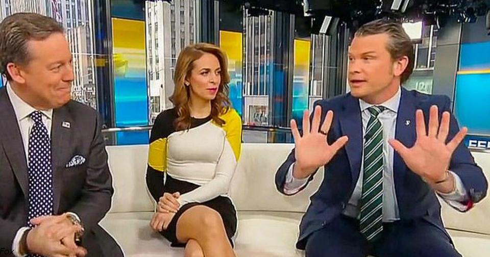Ведущий Fox News говорит, что уже «не мыл руки 10 лет». Что происходит?!