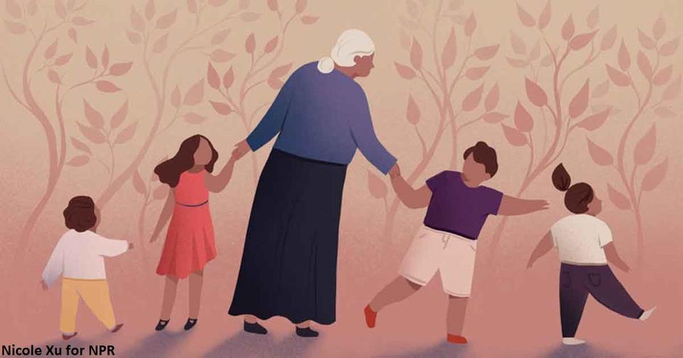 Вы должны сделать все возможное, чтобы дети росли с бабушками, говорят врачи