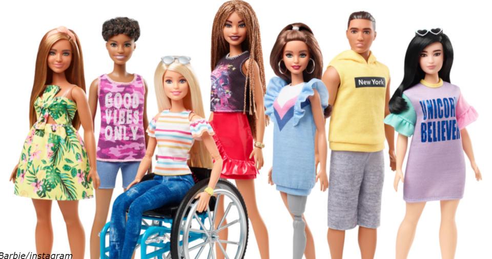 Появилась кукла ″Барби″ для особенных детей. Миллионы родителей   в восторге
