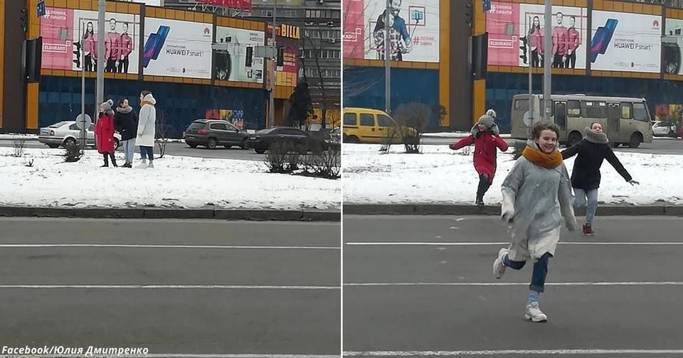 Подростки в Киеве начали играть в новую опасную игру: Водители, будьте в курсе!
