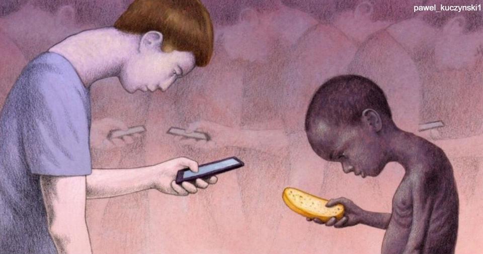 16 антиутопий, иллюстрирующих мрак современного мира