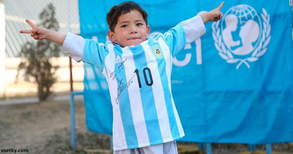 Милосердный мальчик Афганистана теперь стал мишенью талибов