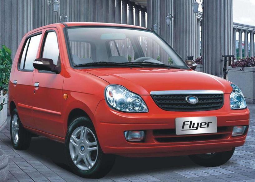 Автомобиль Byd Flyer: фото, характеристики, отзывы владельцев
