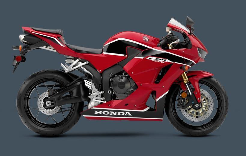 Мотоцикл Honda CBR600RR: описание, технические характеристики