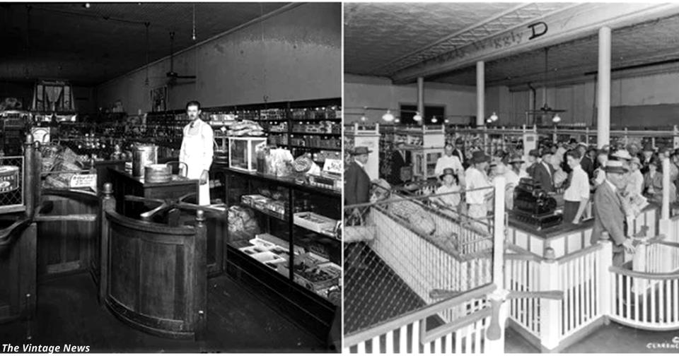 Первый магазин с самообслуживанием открылся в 1916 году — и это была революция