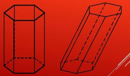 Формула объема шестиугольной призмы правильной. Пример задачи