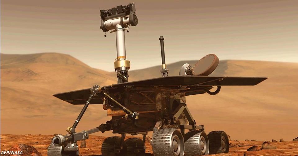 Марсоход Opportunity потух. Вот что он увидел за 14 лет на Марсе