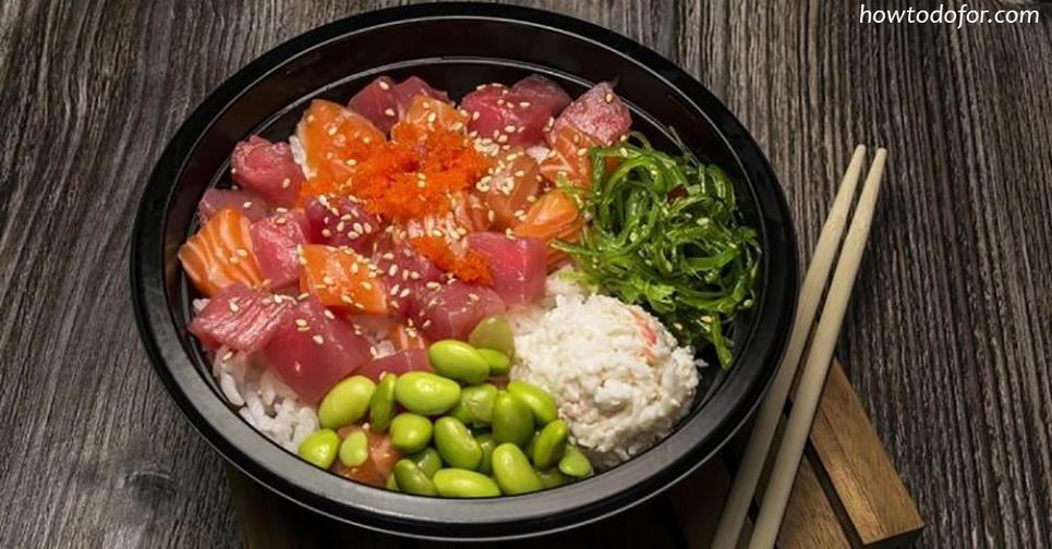 Суши устарели. Новый тренд   гавайская еда