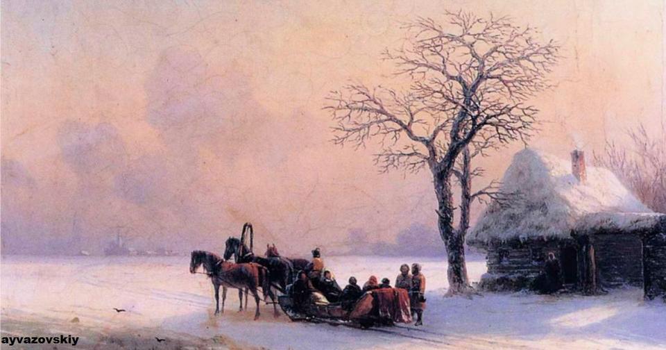 22 картин Айвазовского, который видел мир совсем не так, как остальные
