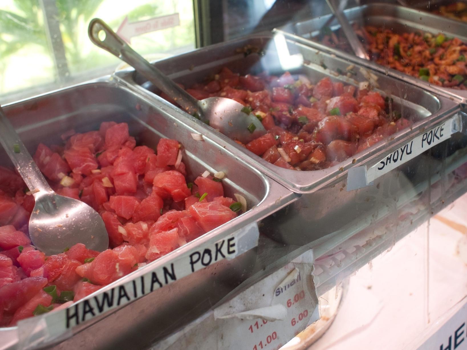 Суши устарели. Новый тренд - гавайская еда