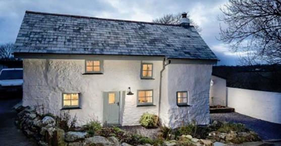 Этому дому 300 лет. Но посмотрите, как он устроен изнутри