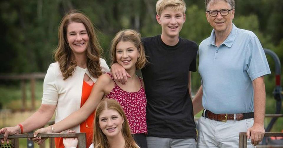 63 летний Билл Гейтс говорит что сейчас он счастливее, чем в 25. На это есть 4 причины