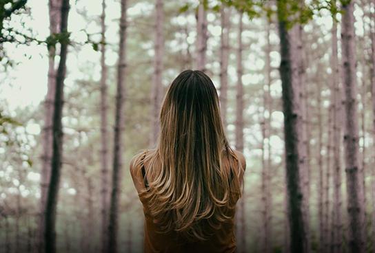 В окружении природы женщины живут дольше — исследование