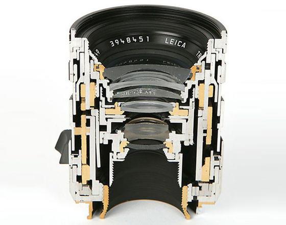 Вот 30 фото разных штук, разрезанных пополам. Невидимая сторона вещей