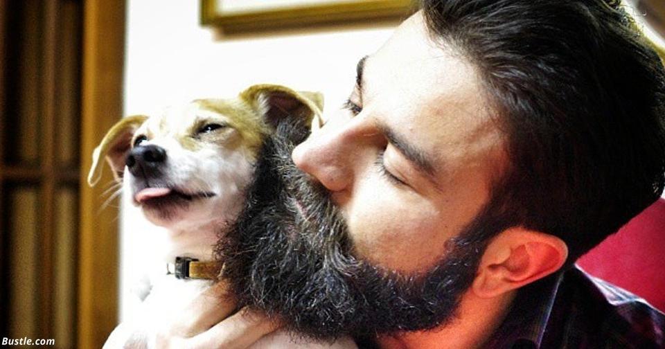 В мужских бородах больше микробов, чем в шерсти собак! Исследование
