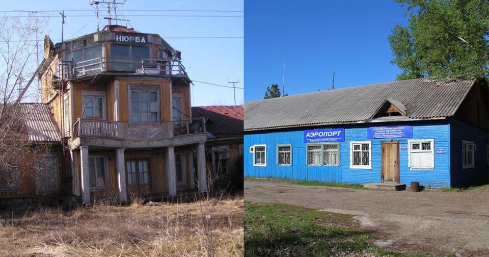 В России до сих пор работают 10 деревянных аэропортов! Вот фото