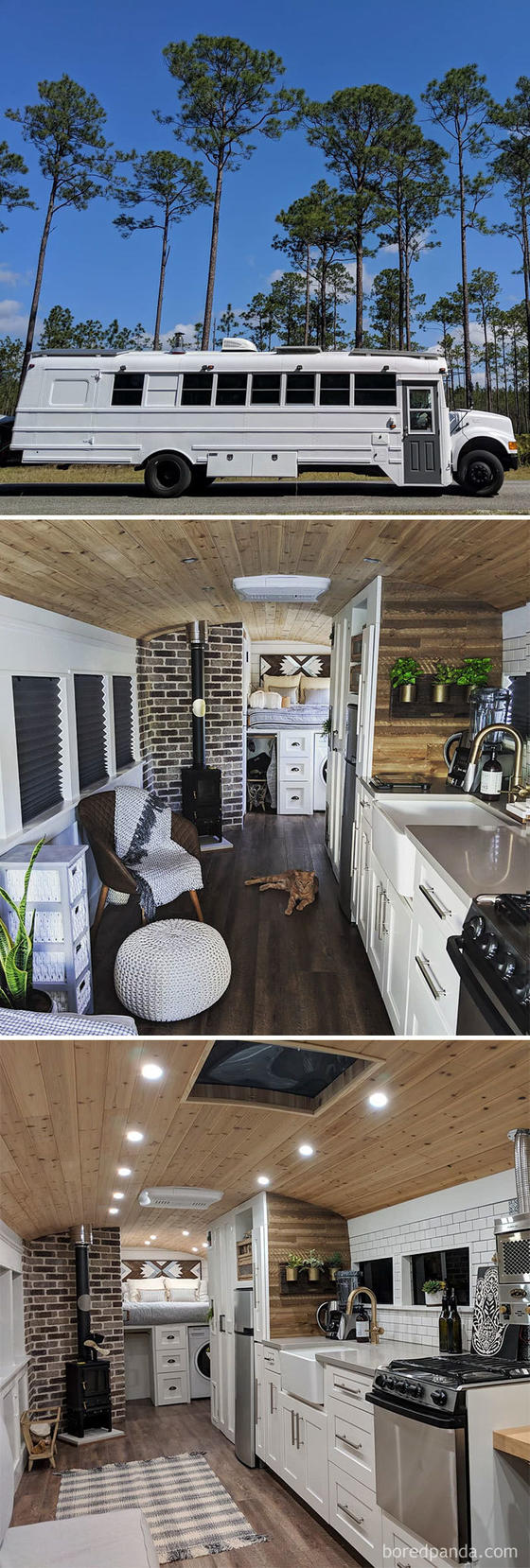 30 лучших домов на колесах, которые я когда-либо видел