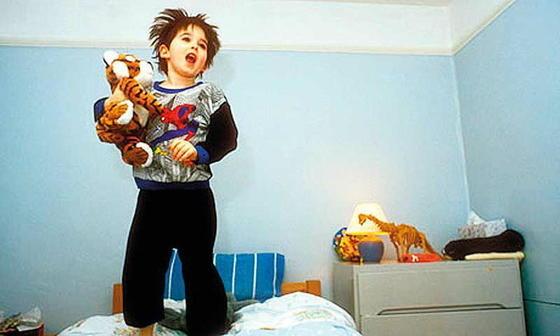 То, как ребенок спит, влияет на его поведение. Исследование