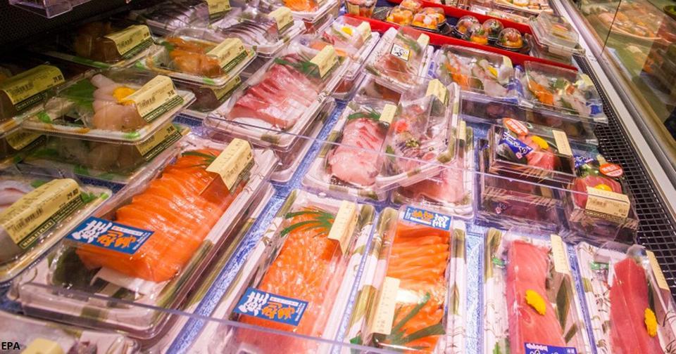 Половина тунца из Азии содержит слишком много ртути! Эту рыбу лучше не есть
