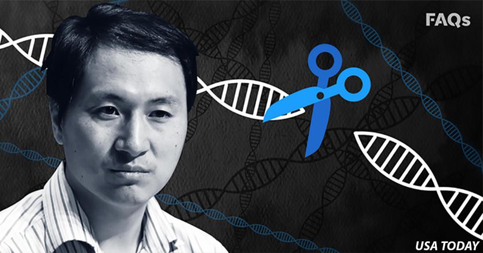Помните исчезнувшего китайца, который сделал ГМО детей? Вот подробности