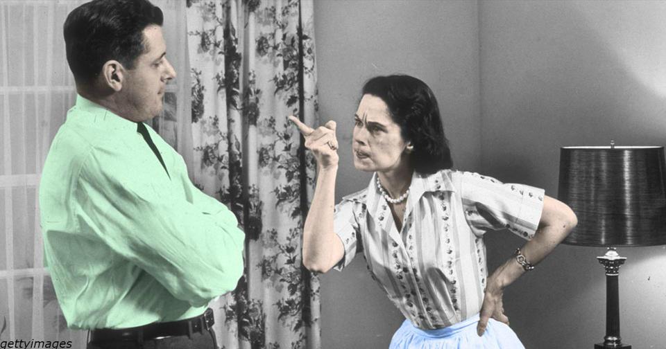 Если жена постоянно критикует мужа, его авторитет перед детьми угаснет навсегда!