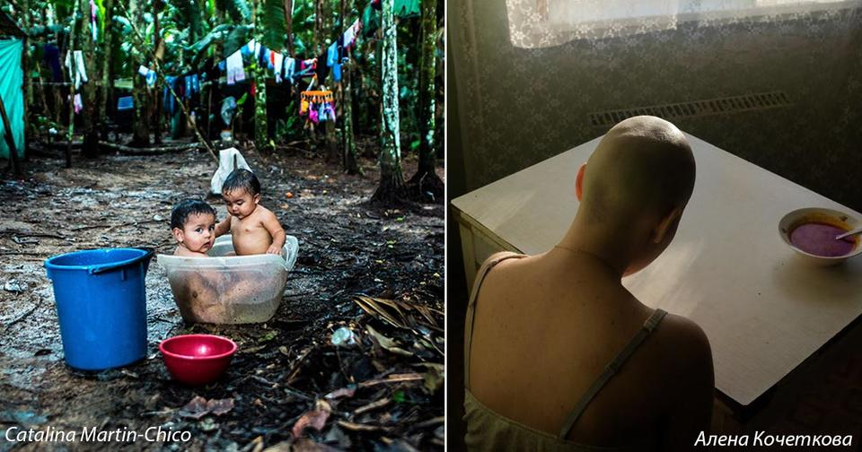 19 самых сильных журналистских фото, сделанных в прошлом году