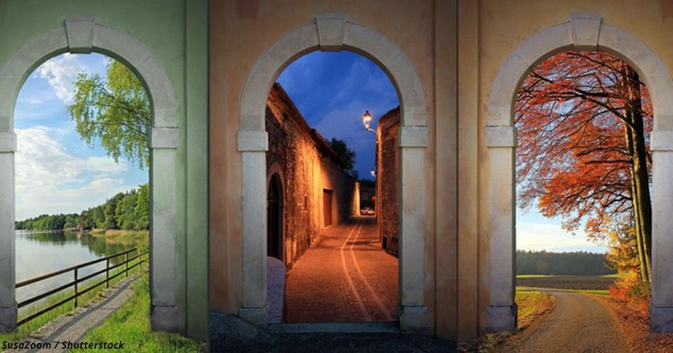 Через какие ворота вы хотите пройти? Ответьте — и узнаете о себе правду