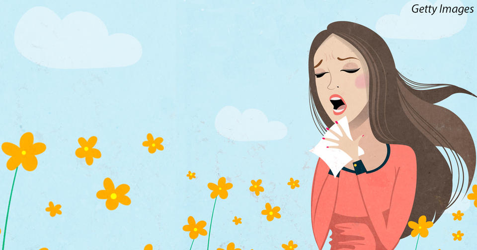 10 советов для тех, кого замучала сезонная аллергия
