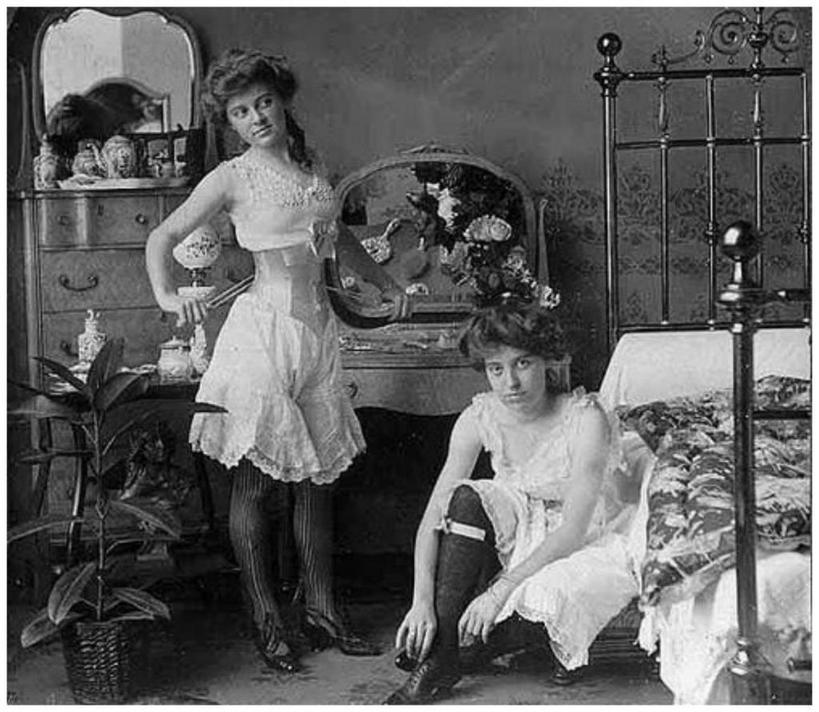 Что такое бордель и как к нему относились в Российской империи в разные времена