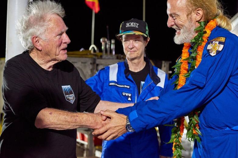 Побит рекорд погружения в Марианскую впадину. Вот что нашли на глубине 11 км