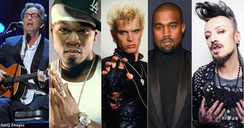 С этими музыкантами лучше не только не пересекаться в реальной жизни, но и порой даже не посещать их концерты