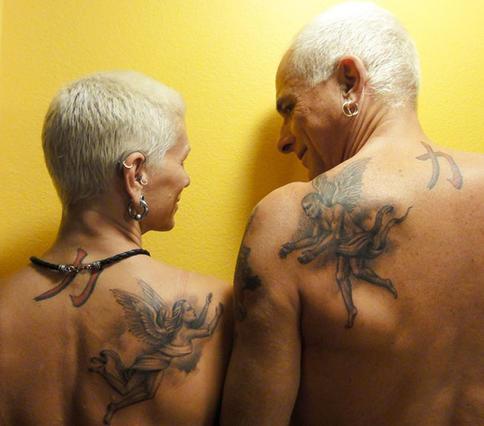 Если вас задолбали вопросом про внешний вид «тату в старости», покажите им эту галерею