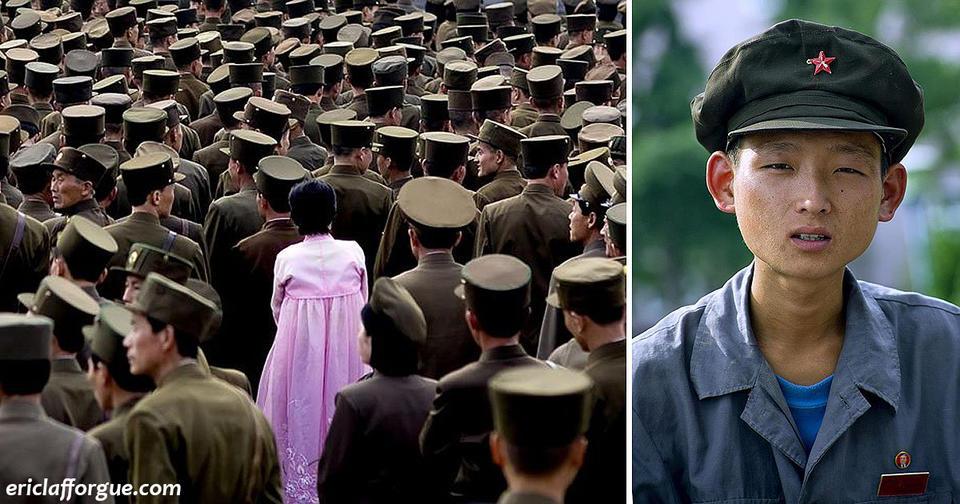 13 запрещенных фото, которые показывают всю правду о жизни в Северной Корее