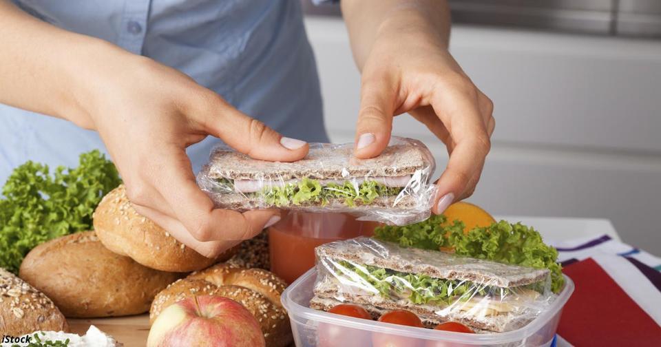 7 причин никогда больше не использовать пластик вместе с едой