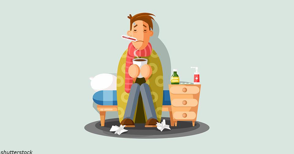 Вот как отличить грипп от простуды