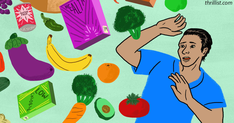 5 здоровых продуктов, с которыми главное   не переборщить