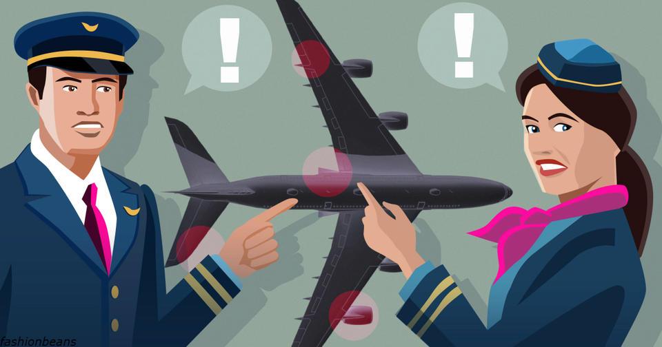 Пилоты ответили на вопросы пассажиров, которые те всегда стеснялись задать