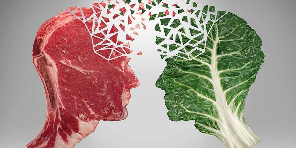 Полный отказ от мяса бьет по здоровью сильнее, чем сигареты. Новое исследование